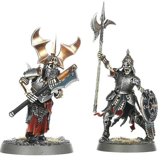 Heroic Scale vs True Scale Undead Gravelords